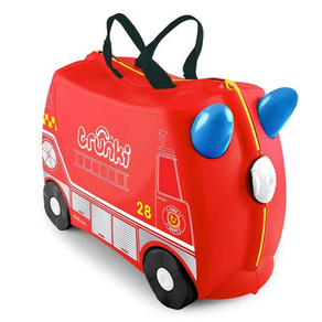 Trunki Frank Fire Truck Ride-On Suitcase