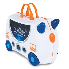 Trunki Skye spaceship Ride-On Suitcase