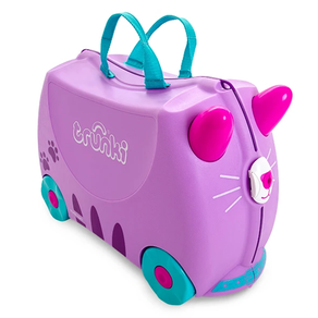 Trunki Cassie Candy Cat Ride-On Suitcase