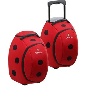 LittleLife Wheelie Duffle Travel Case