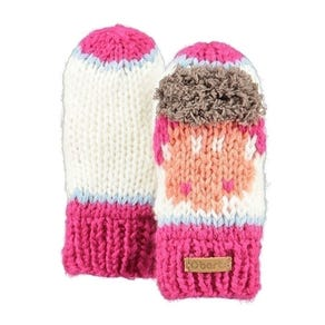Barts Raffy Knitted Mitts