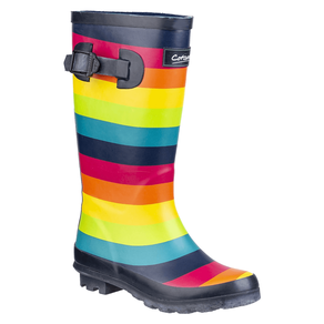 Cotswold Rainbow Wellingtons