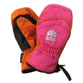 Hestra Baby Zip Primaloft Waterproof Mitts