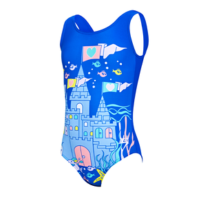 Zoggs Undersea Scoopback Swimsuit