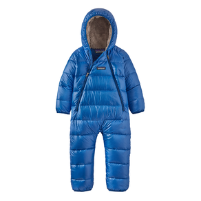 Patagonia Hi-Loft Down Sweater Bunting Snowsuit