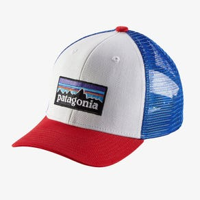 Patagonia Trucker Hat - White - One Size