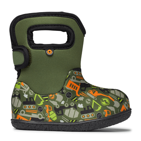 Bogs Baby Construction Waterproof Boots