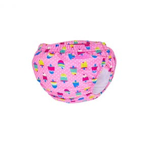 Zoggs Ice Creams Adjustable Swim Nappy