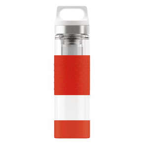 Sigg Hot & Cold Glass Wide Mouth Bottle