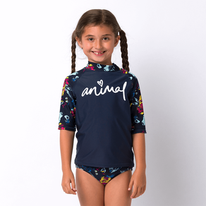 Animal Paddle Rash Vest Suit