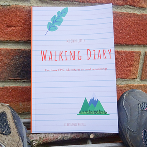 My Own Little Walking Diary by Bethanie Wardell
