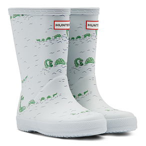 Hunter First Classic Nessie Print Wellies