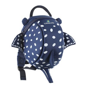Littlelife Stingray Toddler Backpack with Rein