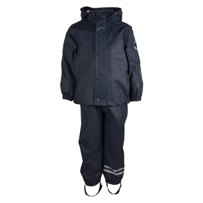 Mikk-Line PU Waterproof Recycled Rain Set