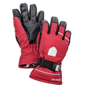 Hestra Gore-Tex Flex Junior Waterproof Ski Gloves