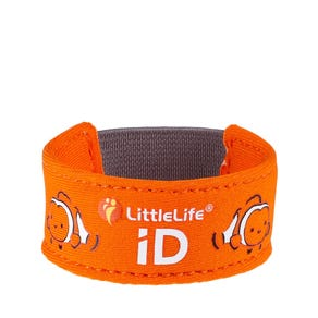 LittleLife Safety ID Strap Wristband