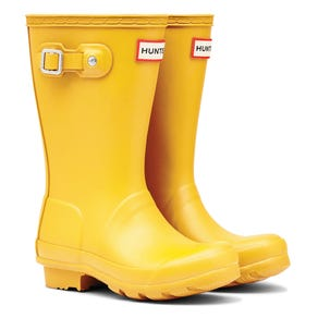 Hunter Big Kids Original Wellington Boots