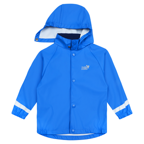 Muddy Puddles Waterproof Rainy Day Zip Jacket