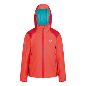 Regatta Acidity III Hi-Vis Softshell Mid-Layer Jacket
