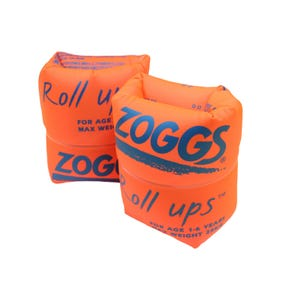 Zoggs Roll-Up Armbands 6-12 Years