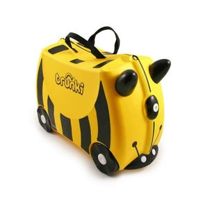 Trunki Bernard Bee Ride-On Suitcase