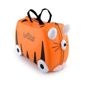 Trunki Tipu Tiger Ride-On Suitcase