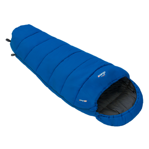 Vango Wilderness Junior Sleeping Bag - Cobalt