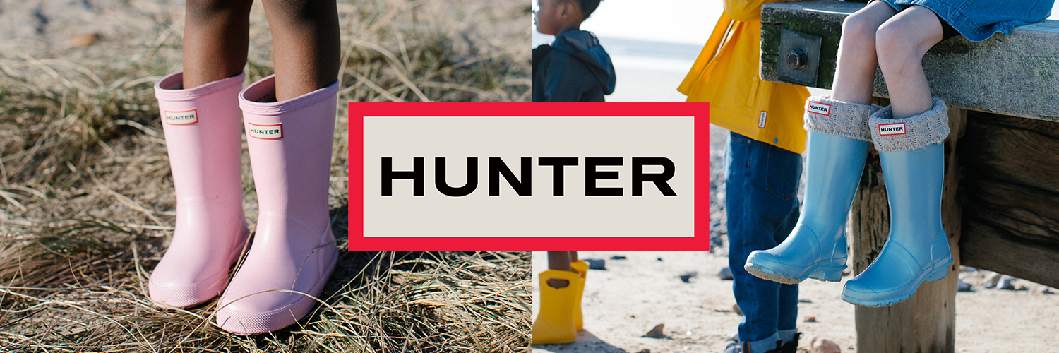 Hunter Kids Wellies and Accessories