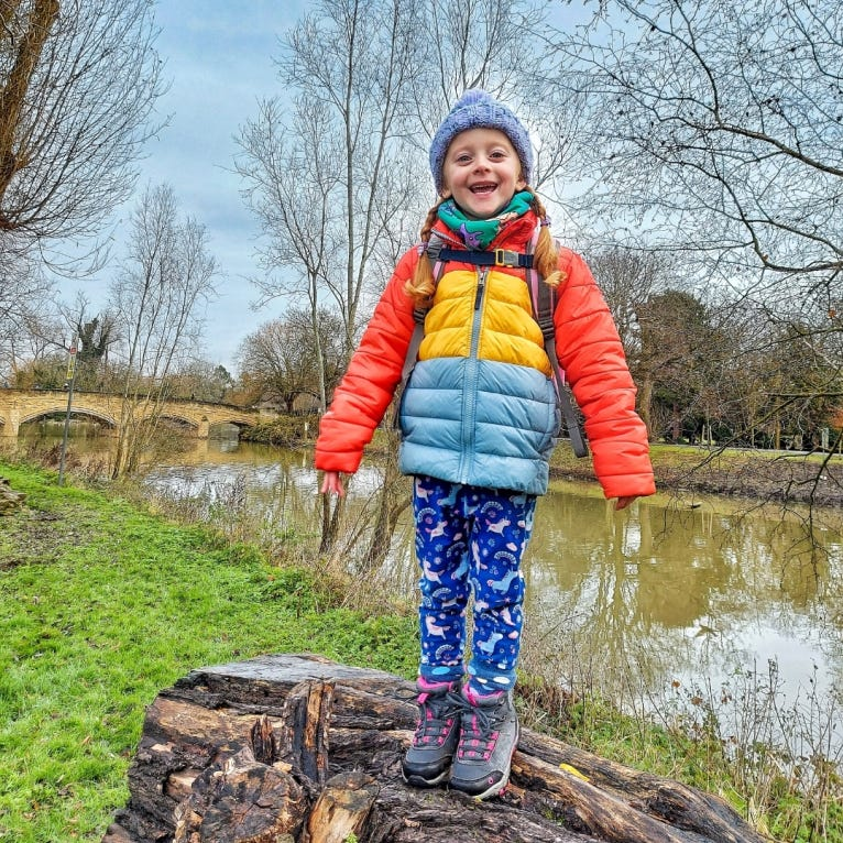 10 THINGS TO DO WITH THE FAMILY OUTDOORS THIS HALF TERM